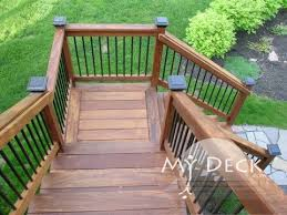 Outside Banister Railings Best 25 Vinyl Deck Railing Ideas On Pinterest Vinyl Deck Vinyl