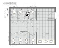 modren ada public bathroom dimensions toilet plan recherche google