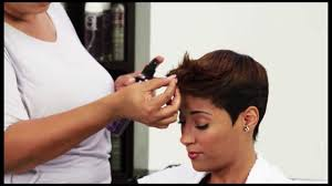 pixie haircuts for black girls pixie short style using design
