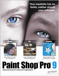 amazon com corel paint shop pro 9 old version software