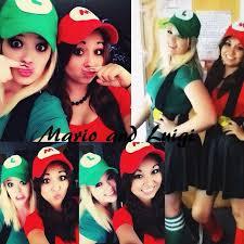 Tween Girls Mario Costume Easy Halloween Costume Ideas Best 25 Easy Movie Character