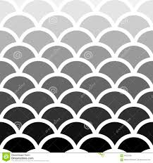 japanese pattern black and white seigaiha japanese seamless black and white shade wave pattern for