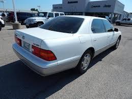 2000 lexus ls pre owned 2000 lexus ls 400 4d sedan in shawnee d7014a automax