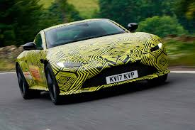 2018 aston martin db11 v new 2018 aston martin vantage pics specs prices by car magazine