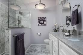 White And Grey Bathroom Ideas Bathroom Interior Of Vanity Design Purple And Gray Bathroom