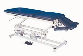 hausmann hand therapy table hausmann 4343 hand therapy table minnesota medical