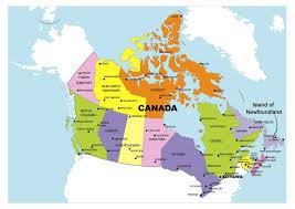 map of canada east coast publishing daylon