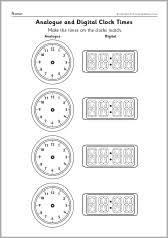 blank digital clock worksheets huanyii com