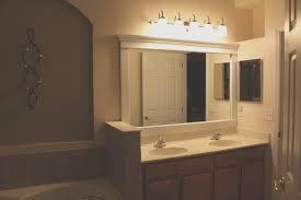 bathroom creative corner bathroom mirrors design ideas modern