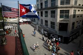 cbs nyt poll majority of americans support restoring u s cuba