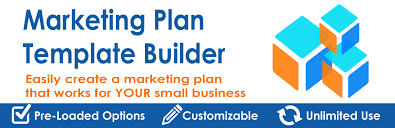 Spreadsheet For Business Plan Marketing Plan Template Builder For Tactics And Budget Plans