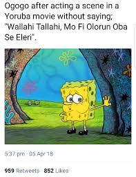 Memes Spongebob - 13 spongebob memes every nigerian can so relate with sisiyemmie