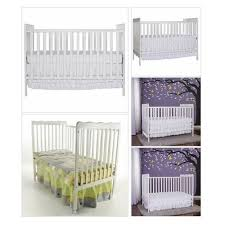 dream on me classic 3 in 1 convertible crib white youtube