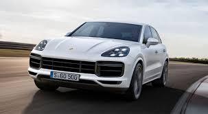 Porsche Cayenne Years - 2019 porsche cayenne turbo ups the performance suv ante 95 octane