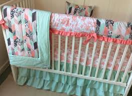 Shabby Chic Crib Bumper by 17 Best Images About Shabby Chic Crib Bedding Ideas On Pinterest