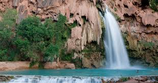 Arizona Waterfalls images It 39 s nearly impossible to get a permit for the havasupai jpg
