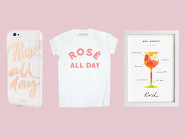 wine themed gifts 21 gift ideas for anyone who drinks rosé all year self
