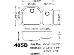 Standard Kitchen Sink Size Kitchen by Kitchen Sink Dimensions Kitchen Range Dimensions Kitchen Sink