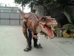Realistic Halloween Costumes Men Mechanical Dinosaur Costume Adults Buy Mechanical Dinosaur