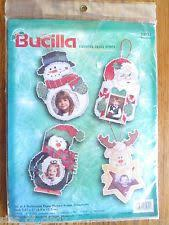 new berlin flying rabbit counted cross stitch ornament kit