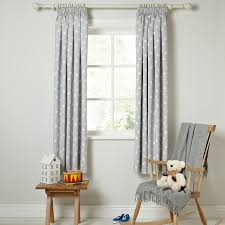 White And Grey Nursery Curtains Baby Room Curtains Ideas Home Design Ideas