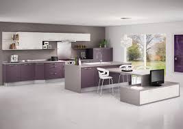 deco cuisine gris et blanc emejing salon gris blanc noir violet pictures amazing house design