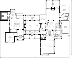 architect floor plans rocksprings cornerstone architects southern living house