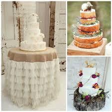 wedding cake ideas rustic 7 easy rustic wedding reception ideas uniquely yours wedding