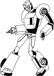bumblebee transformers colouring pictures coloring pages