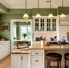 what is a paint color for a kitchen with white cabinets 10 best kitchen wall color trends decoholic