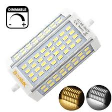 led flood light replacement led r7s 30w dimmable light bulb double ended j type j118 led