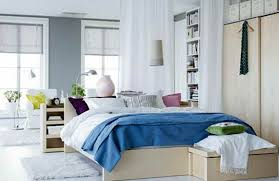 Small Room Design Ikea Beautiful Square Foot Challenge Part With - Ikea bedroom ideas small rooms