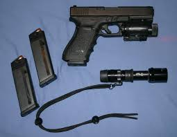 surefire light for glock 23 let s see some home defense pistols can you describe what you have