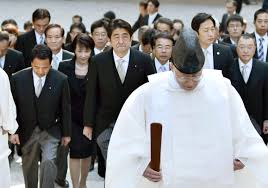 Central Cabinet Ministers Japan U0027s Leader Says He Will Express Remorse For World War Ii U2013 The
