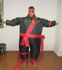 ninja costume for halloween selling inflatable ninja costume suit halloween cosplay