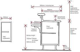 Standard Kitchen Island Bar Height  Kitchen Cabinet Standard - Standard kitchen table height