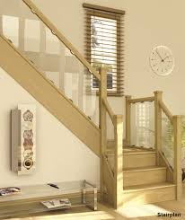 Glass Banister Kits Axxys Clearview Axxys Handrail Axxys Stairparts