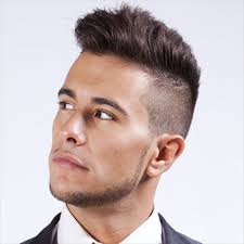 shaved sides long on top haircut men neat men39s hairstyle with