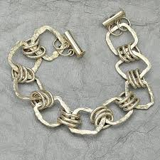 silver chain link charm bracelet images 598 best chain links images handcrafted jewelry jpg
