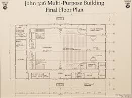work begins on john 3 16 ministries multipurpose building