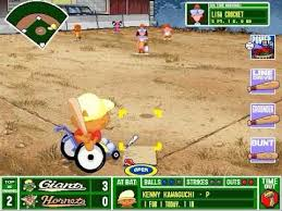 Backyard Baseball 10 Backyard Baseball Gameplay Youtube