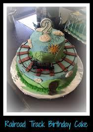 make it mondays railroad track birthday cake moola saving mom