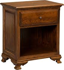 amish handcrafted and custom bedroom night stands