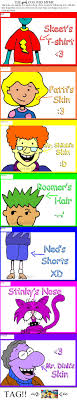 Doug Meme - the doug colours meme by luthien black on deviantart