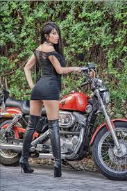 american biker boots stills of alis gimenez in latin american model magazine march