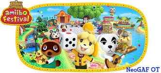amazon black friday deals calendar animal crossing animal crossing amiibo festival ot enbrace your party animal