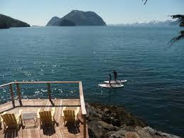 orca island cabin rentals in seward alaska resurrection bay