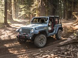 Jeep Wrangler Rubicon Rocks Star Yellow Pickup Wallpaper Cars