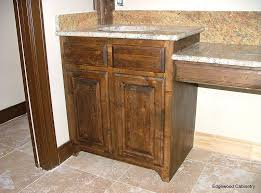 bathroom picture of rustic bathroom vanity cabinet tips for
