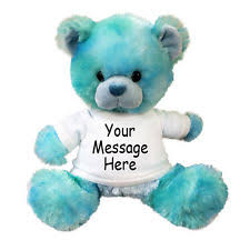 Engraved Teddy Bears Personalized Teddy Bear Ebay